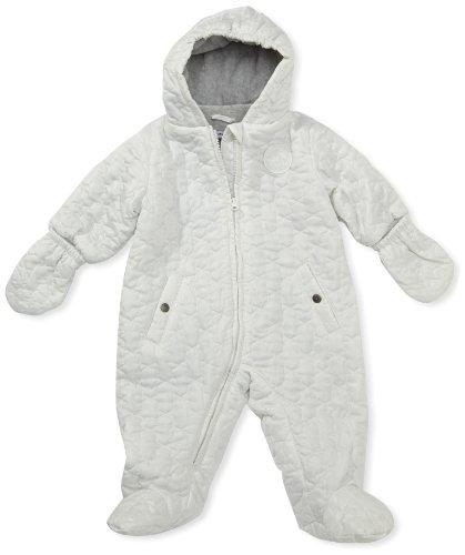 Mexx Baby - Jungen Overall K1HAO002, Gr. 68 (L), Weiß (112)