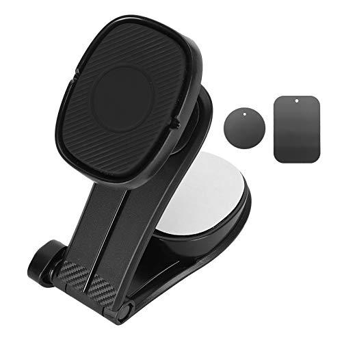 Soporte para teléfono para automóvil, Soporte para teléfono para automóvil, Soporte Estable para teléfono Celular, Tablero magnético con rotación de 360 Grados Duradero para Bicicleta y
