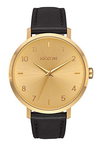 Nixon Reloj Analogico para Mujer de Cuarzo con Correa en Acero Inoxidable A1091-510-00