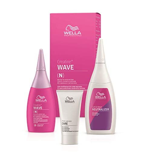 Wella Creatine+ Wave N Hair Kit