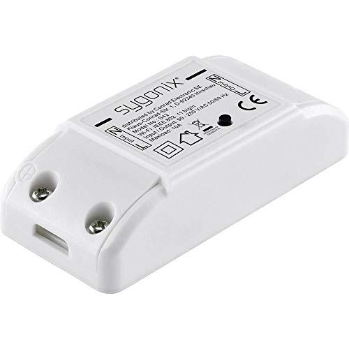 Sygonix SY-3822412 Wi-Fi Schalter Innenbereich 2300 W