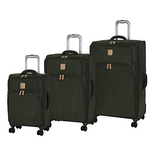 it luggage Ambience 3 Piece Lightweight Expandable Set, Olive