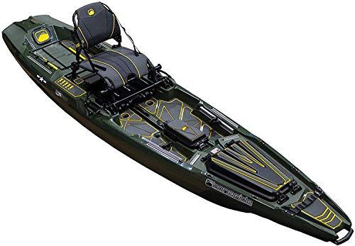 Bonafide SS107 BK-25 Bomber Limited Edition Fishing Kayak