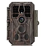Best Game Cameras - GardePro Trail Camera 24MP 1296P Game Camera Review