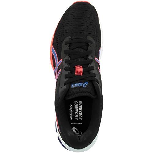 ASICS Gel-Pulse 12, Zapatillas de Running Hombre, Black Directoire Blue, 43.5 EU