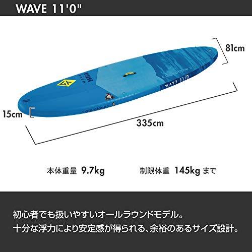 Aztron Aquatone Wave Plus 11.0 - 2