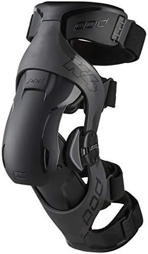 Pod K4 2.0 Knee Braces-Graphite/Black-M/L