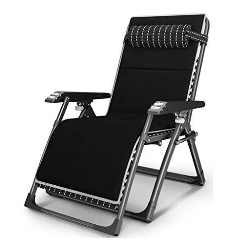 Unbekannt Liegestuhl Gartenliege Liegestuhl Sonnenliege, Hubbett, Verstellbarer Büro Mittagessen Stuhl, Doppel Roller Massage Armlehne, beweglicher im Freien Strand Garten-Stuhl (Farbe, B),B