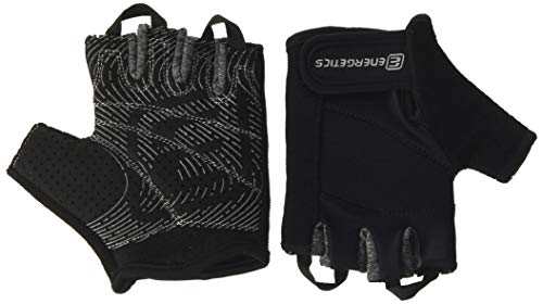 ENERGETICS Damen LFG 310 Handschuhe, Black/Grey, XS