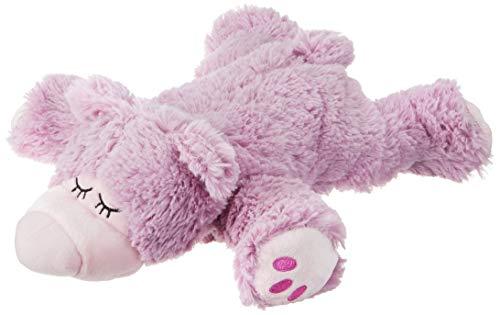 Warmies® Sleepy Bear lila (herausn.): Stofftier mit Lavendel-Füllung