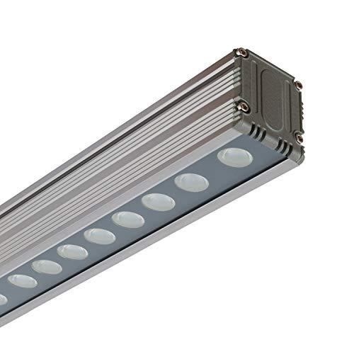 Bañador Lineal LED 36W RGB DMX IP65 RGB efectoLED