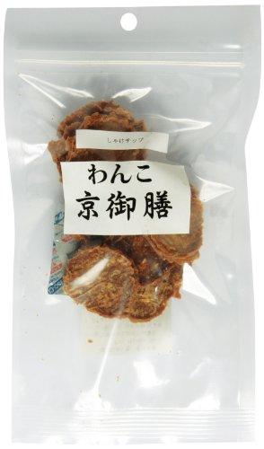 プチ・アンファン わんこ京御膳【国産 無添加おやつ】 鮭チップ 12枚