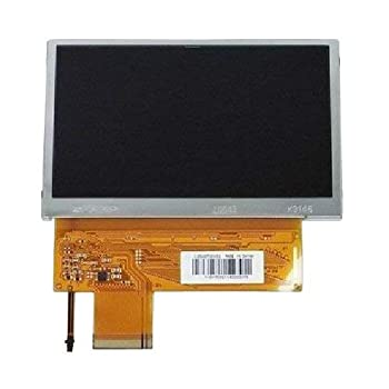 OSTENT Fix Repair Replacement LCD Display Screen Backlight Compatible for Sony PSP 1000 Game