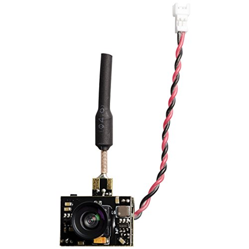 Wolfwhoop WD03 Micro FPV AIO 600TVL Camera 5.8G 40CH 25mW/50mW/200mW Adjustable Transmitter for Mini Aircraft