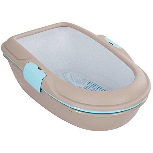 Toilette Furba Chic - Lettiera aperta per gatti, dal sistema autopulente