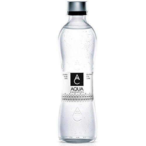 アクアカルパチカ 炭酸入りミネラルウォーター 330ml ×12本