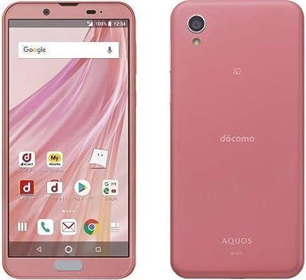 docomo AQUOS sense SH-01L Blossom Pink