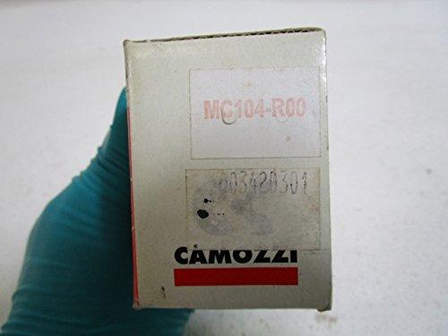 Camozzi mc104-r00Druckminderer, 1/10,2cm 0,5bis 10bar, selbst Entlastung