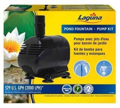 LAGUNA 2000 MINI POND PUMP WATER FOUNTAIN FISH POND PUMP KIT [Misc.]