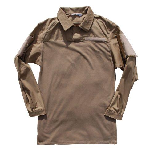Köhler Combat Shirt Khaki, XL, Khaki