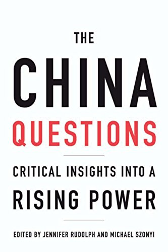『The China Questions: Critical Insights into a Rising Power (English Edition)』のトップ画像