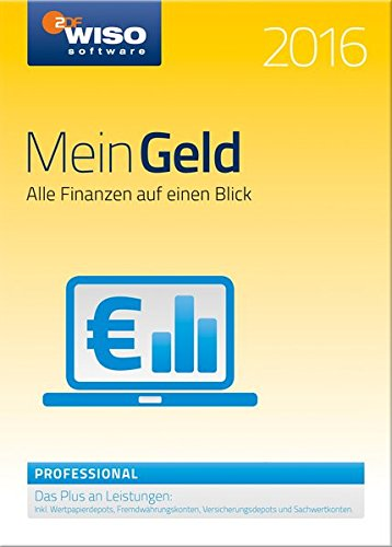 WISO Mein Geld Professional 2016
