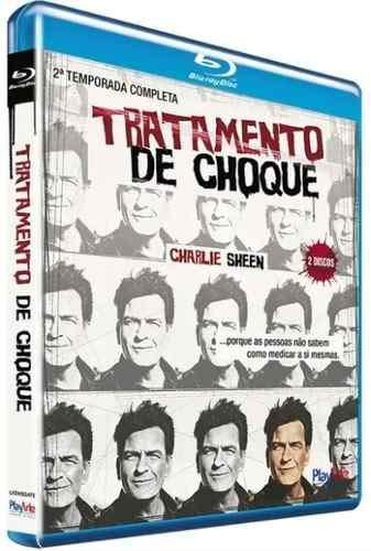 Tratamento De Choque 2A Temporada, Blu-Ray (2 Discos)