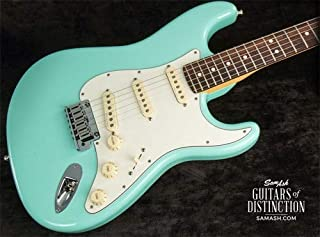 Fender Custom Shop Jeff Beck Signature Stratocaster Electric Guitar Surf Green (SN:XN10830)