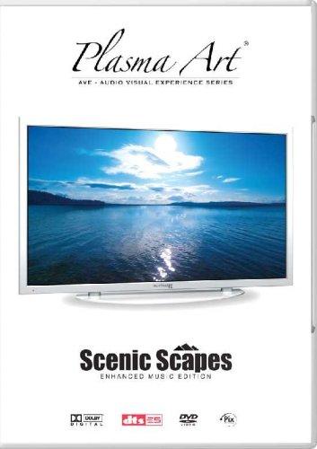Scenic Scapes - Plasma Art [Edizione: Regno Unito]