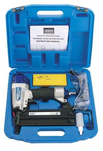Draper 57563 - Clavadora neumática (para clavos de 15-50 mm)
