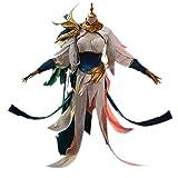 ZXZW Cosplay The King of Glory Yuji Cosplay Disfraces de Halloween, Rendimiento en el Escenario, Cosplay