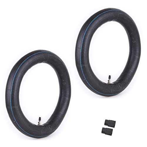 Set of 2 2.50/2.75-10 Inner Tube with TR13 Straight Valve Stem Replacement for CRF50 XR50 Razor MX650 MX500 DRZ70 JR50 PW50 Dirt Bike Mobility Eletric Scooter