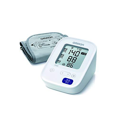 オムロン上腕式血圧計 ホワイト HCR-7104