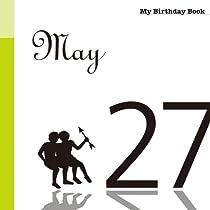 5月27日 My Birthday Book