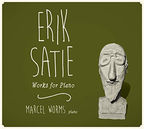 Marcel Worms - Satie-Works For Piano