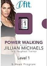 iFit Jillian Michaels Power Walking Program Level 3