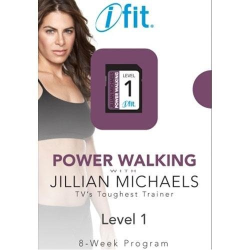 iFit Jillian Michaels Power Walk...