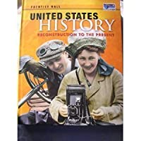 Tennessee Student Edition (Prentice Hall United States History Reconstruction to the Present) 0133503747 Book Cover