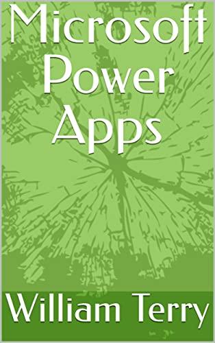 Microsoft Power Apps (English Edition)