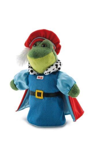 Trudi 29977 - Handpuppe Frosch oder Prinz