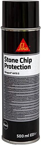 Sikagard 6470 S, Recubrimiento de anticorrosivo pulverizable de aerosol, Negro, 500ml