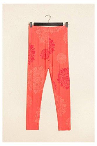 Desigual - Pantalón - para mujer rojo S