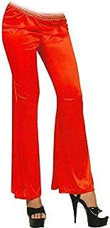 Topgrowth Donna Plus Size Pantaloni a Campana Flare Patchwork di Pizzo Pantaloni Yoga Casuale Stretch Trouser