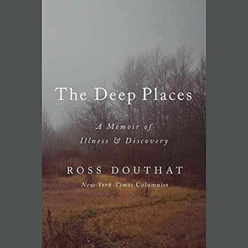 The Deep Places cover art