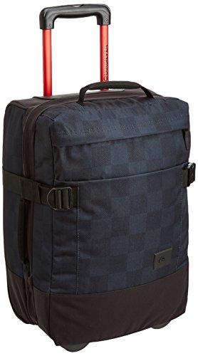 Quiksilver Short Delay Maleta, Color: Bp Cap Checks Black, Size: 1SZ