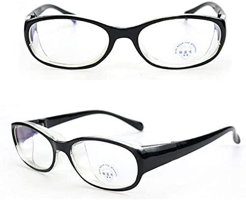 Virus Bacteria Splash Gafas de polen UV Corte claro Gafas de sol [7 puntos de ajuste] Para detener las gafas nubladas se colgan desde la parte superior de los niños gafas de polen gafas gafas gaf