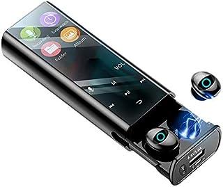 HOT Q1Pro Wireless Bluetooth Earphone Multi-Function MP3 Player Earbuds IPX7 Waterproof 9D TWS Earphone 6000MAh Power Bank...