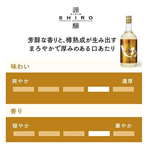 高橋酒造『金銀しろ米25度』
