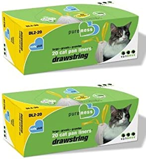 Pureness DL2 Large Drawstring Liners (Large 2 Pack)