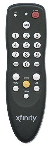 Xfinity Digital Transport Adapter Remote Control